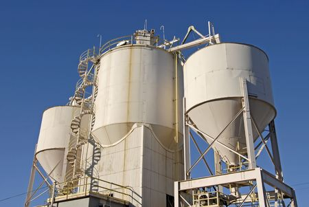 aggregates: Industrial Cement Processing Plant