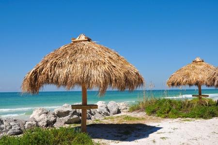 Beach Tiki Hut