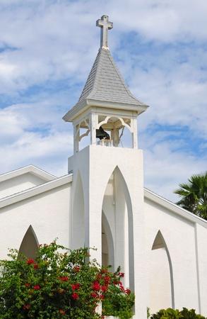 anna: Anna Maria Island Church Stock Photo