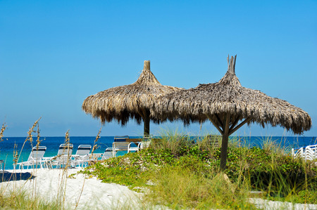 Cabana and Chair Rentals on the Beach
