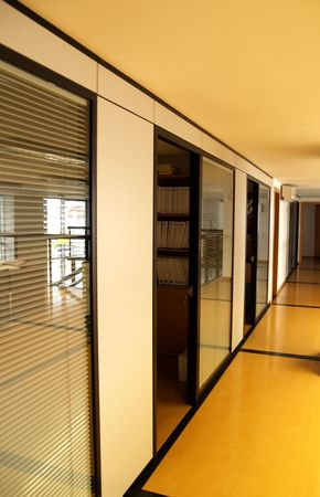 Intérieur du bureau