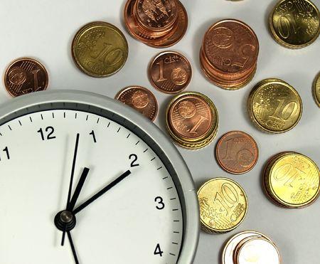 le temps est argent