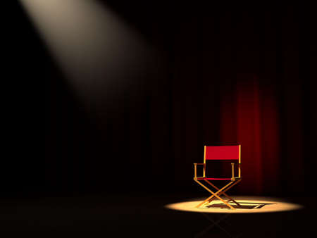 chosen one: Director chair