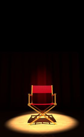 director chair Stock Photo - 808907