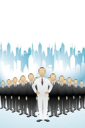 Leadership Stock Vector - 866601
