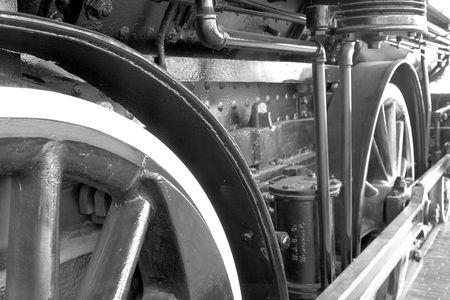 locomotive close up photo