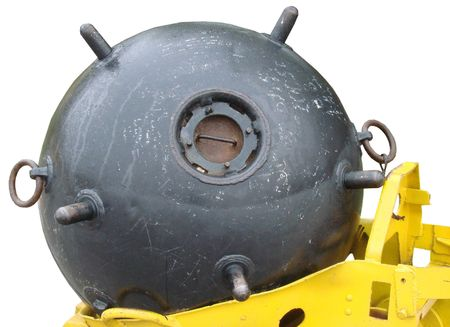 bombard: Soviet WW-2 marine mine