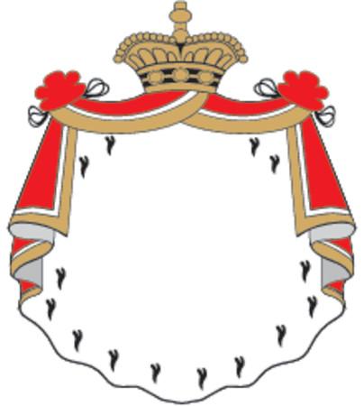 tsar: Heraldic Mantle Frame