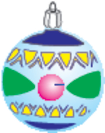 xmax: Christmas tree decoration ball 2