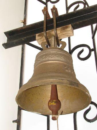 bell bronze bell: Bronce Iglesia Ortodoxa de Ucrania Bell 03  Foto de archivo