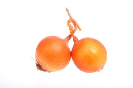 cebollas: cebollas Foto de archivo