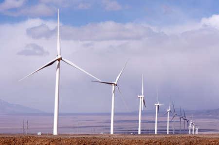 environmentalists: Wind turbines