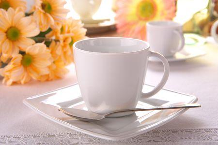 serviettes: Beauty porcelain pottery