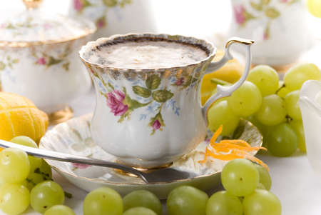 musetti: Coffee and Grapes