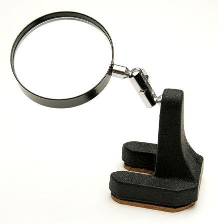 old magnifying lens