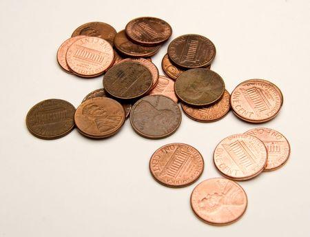 pennies: pennies