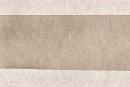 masking tape - microscopic detail Stock Photo