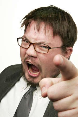 jefe enojado: Est�s Despedido!