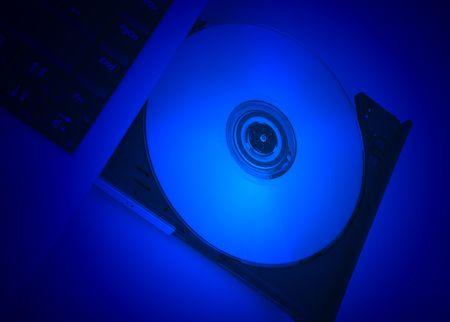 pornografia: Cd-rom, cd virgen, DVD (pel�cula azul