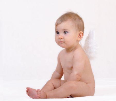 bebe angel: Beb� de Angel