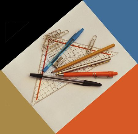 stationery and office supplies photo