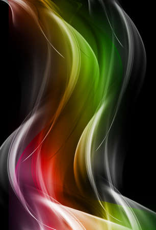 Elegant and Creative  Fractal Design photo