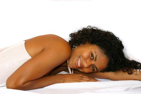 div: Beautiful brazilian woman