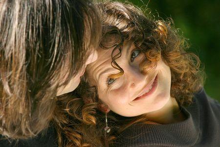 brune: Looking up