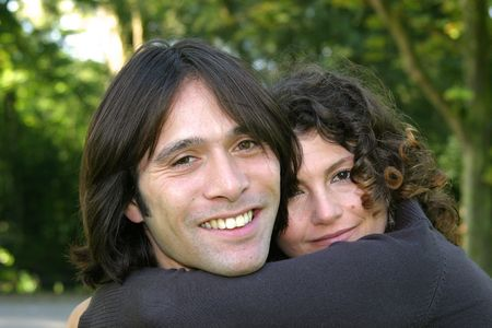 div: True love Stock Photo