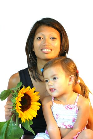 constitutionality: Mother and daughter