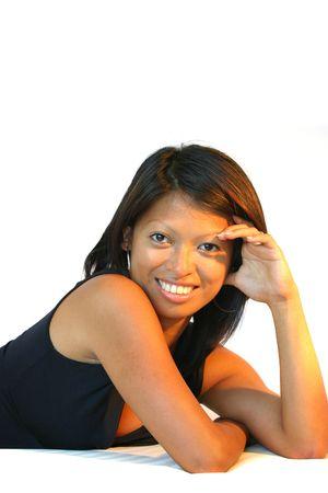 philippino: Beautiful asian woman