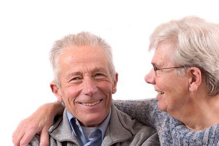 Senior couple Stock Photo - 329845