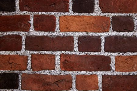stoneworks: Coloured brick wall texture