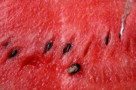 Watermelon close-up, background