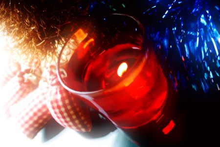 Christmas still-life, more blurred Stock Photo - 239831