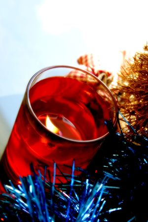 Christmas still-life, different angle Stock Photo - 239828