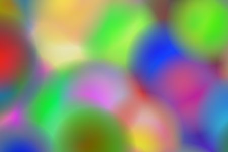 Holiday background, light coloured circles