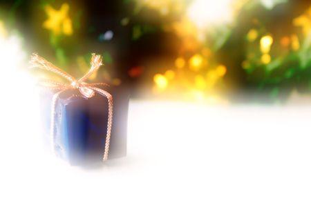 bounty: Antecedentes de Navidad en un sue�o de estilo, colores fuertes