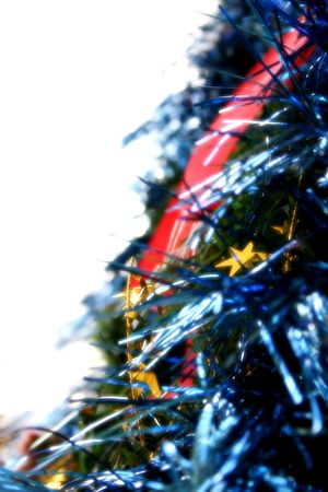 donative: One-sided Christmas still-life in case you would like to add text or something else