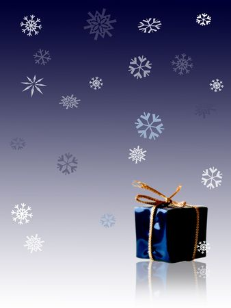 Gift background Stock Photo - 254154