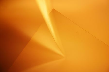 Transparent lights geometry. Abstract photo of technical paper