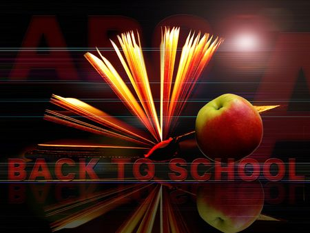 discipleship: Back to School background