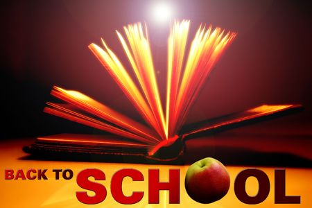 scholastic: Back to School background