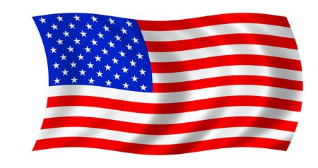 United States flag photo