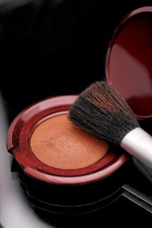 make up an brush