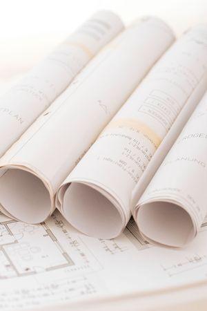 floorplan: floorplan for house constructions Stock Photo