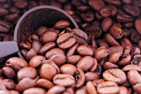 coffees: coffee beans background