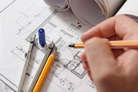 floorplan: drawing a floorplan