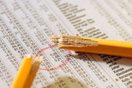 broken pen on stock news