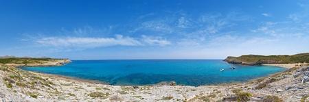 Panoramic view of the water Stock Photo